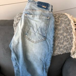 MOTHER Jeans - Mother Jeans Closet Clean Out !!!! Tomcat
